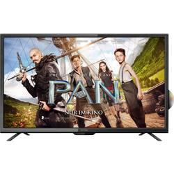 LED-TV 102 cm( 40) Dyon Sigma 40 Pro EEK A DVB-T, DVB-C, DVB-S, Full HD, DVD-predvajalnik, CI+ črn