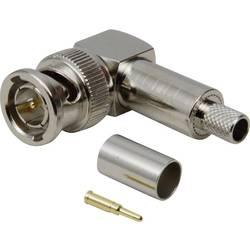 BNC-vtič, kotni BKL Electronic 0401018 1 kos