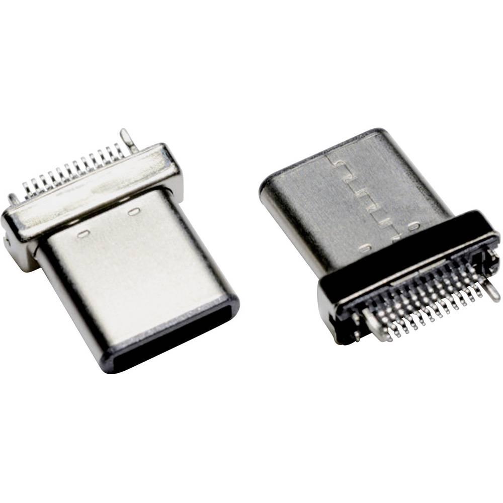 93013c1139 USB 3.1 stik C Sort 1 stk