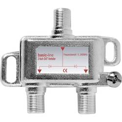 SAT-fördelare Renkforce SVE 20-50 2-polig 5 - 2200 MHz