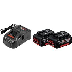 Verktygsbatteri Bosch Professional GBA + GAL 1880 CV 18 V 5 Ah Li-Ion