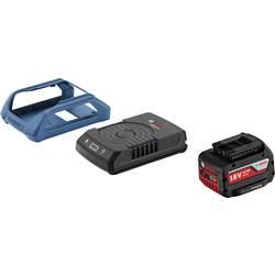 Bosch ProfessionalWireless Charging system, verktygsbatterier 18 V/4 Ah + induktions-laddningsstation 1600A00C43