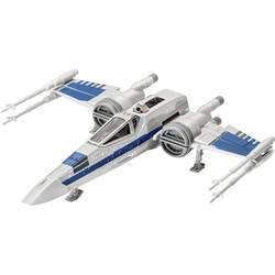 Science Fiction byggsats Revell Star Wars Resistance X-Wing Fighter 06753