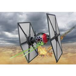 Science Fiction byggsats Revell Star Wars First Order Special Forces Tie Fighter 06693