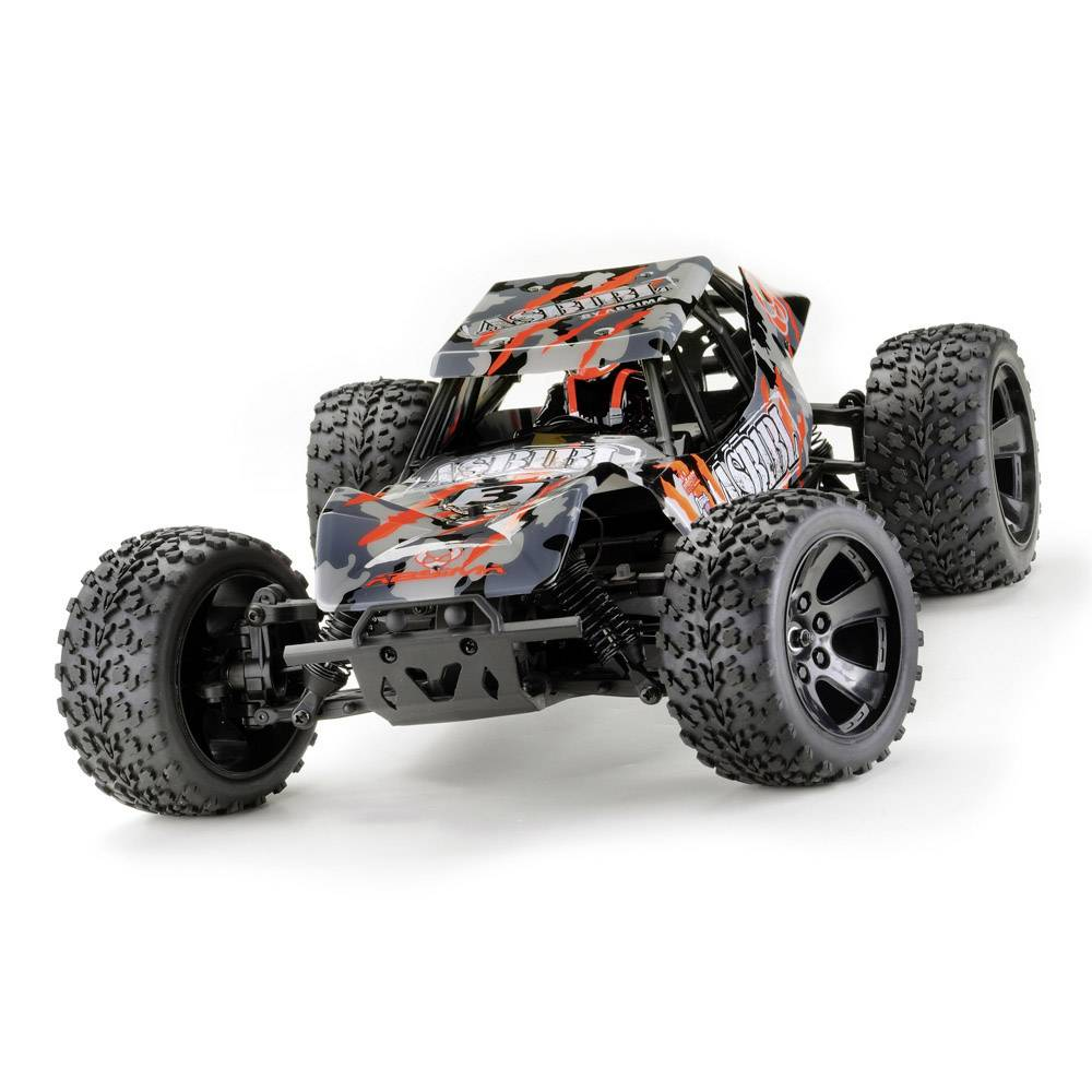 Model avtomobila Absima ASB1BL Brushless 1:10 RC Elektro Buggy 4WD RtR 2.4 GHz