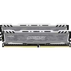 Komplet za računalniški delovni pomnilnik Crucial Ballistix Sport LT BLS2C8G4D240FSB 16 GB 2 x 8 GB DDR4-RAM 2400 MHz CL16