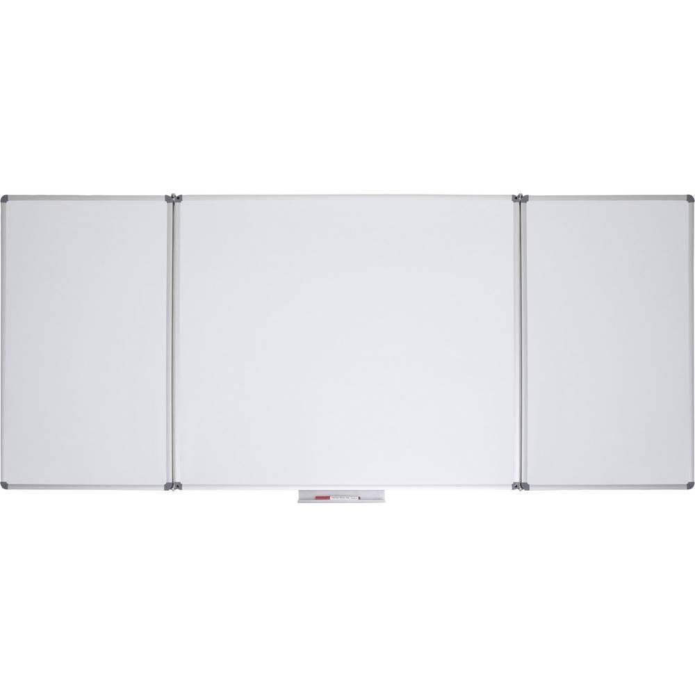 Maul Zložljiva tabla 6458084 Bela 240 cm x 100 cm