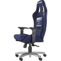 Gaming-stol Playseats Office Sitz WTCC Tom Coronel Blå-svart
