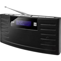 DAB+ Radio Dual DAB 15 prenosni radio akumulatorski črn