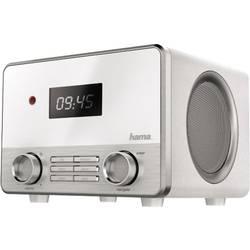 Internetni namizni radio Hama IR111 AUX, internetni radio, USB Spotify bela
