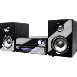 Kompaktstereo Dual MS 110 CD 50 W Svart