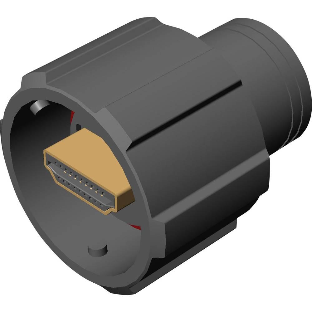HDMI A vtikač, raven 690-W19-260-011 MH Connectors vsebina: 1 kos