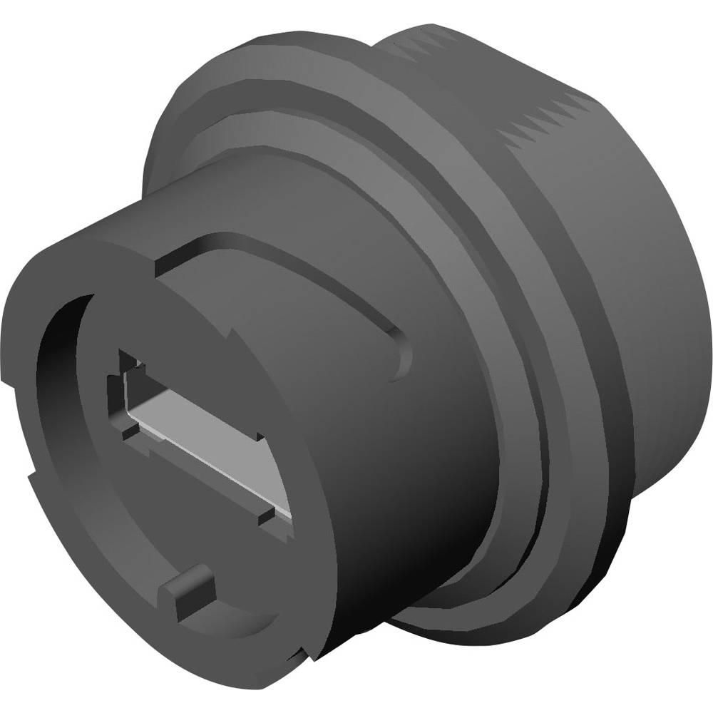 HDMI A vgradna vtičnica, 690-W19-260-012 MH Connectors vsebina: 1 kos