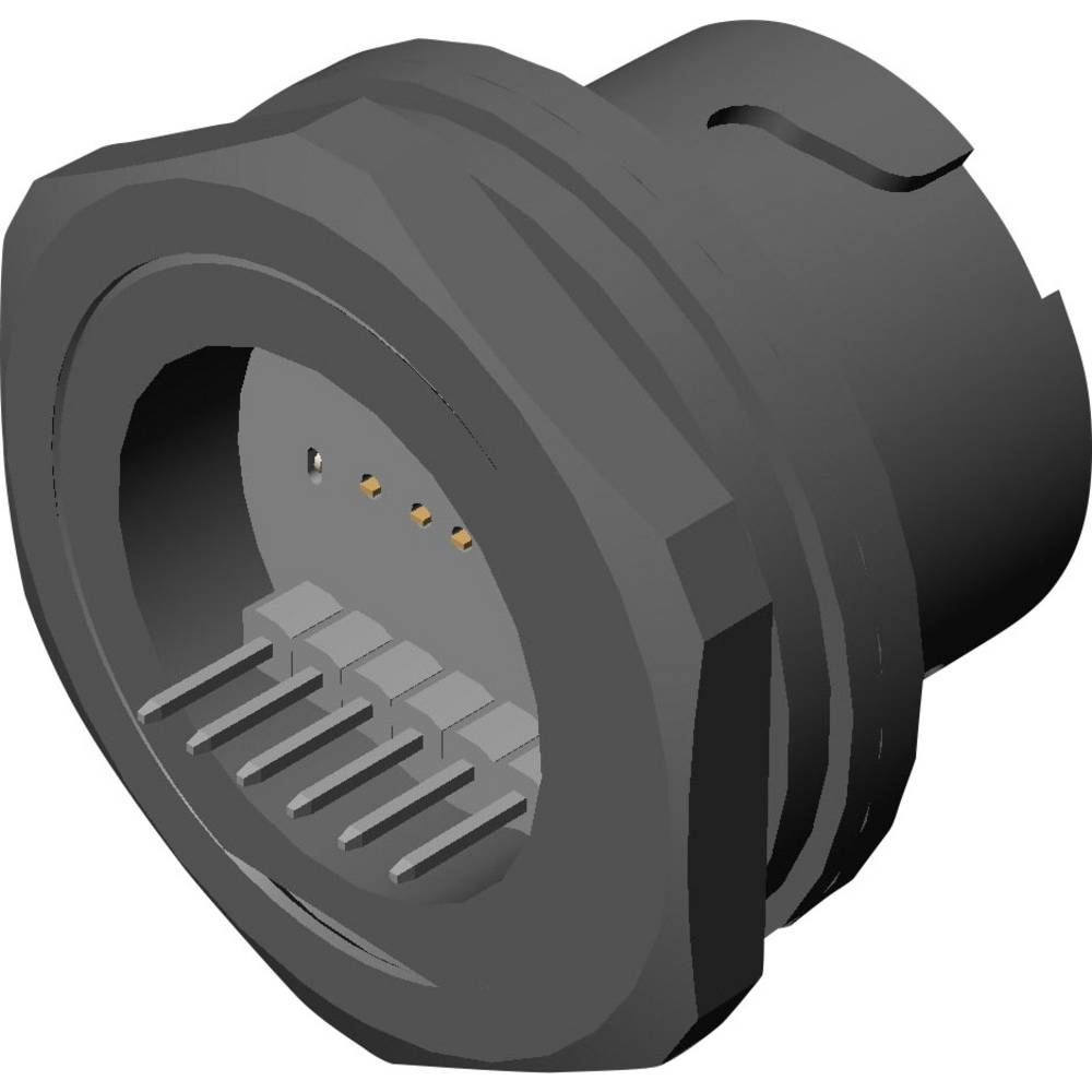 USB A vgradna vtičnica, 690-W04-260-014 MH Connectors vsebina: 1 kos