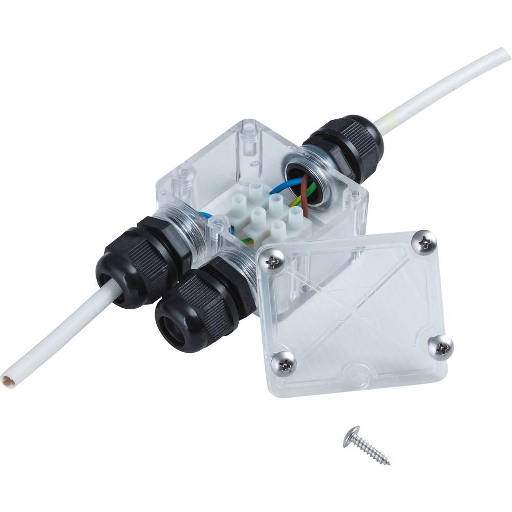 Razdjelnik dvostruki 21041 Heitronic prozirna