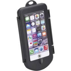 držalo za krmilo za pametni telefon Herbert Richter Smartphone-Spritzschutz-Box L črna