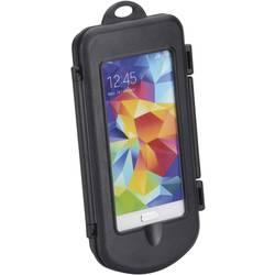 držalo za krmilo za pametni telefon Herbert Richter Box M črna