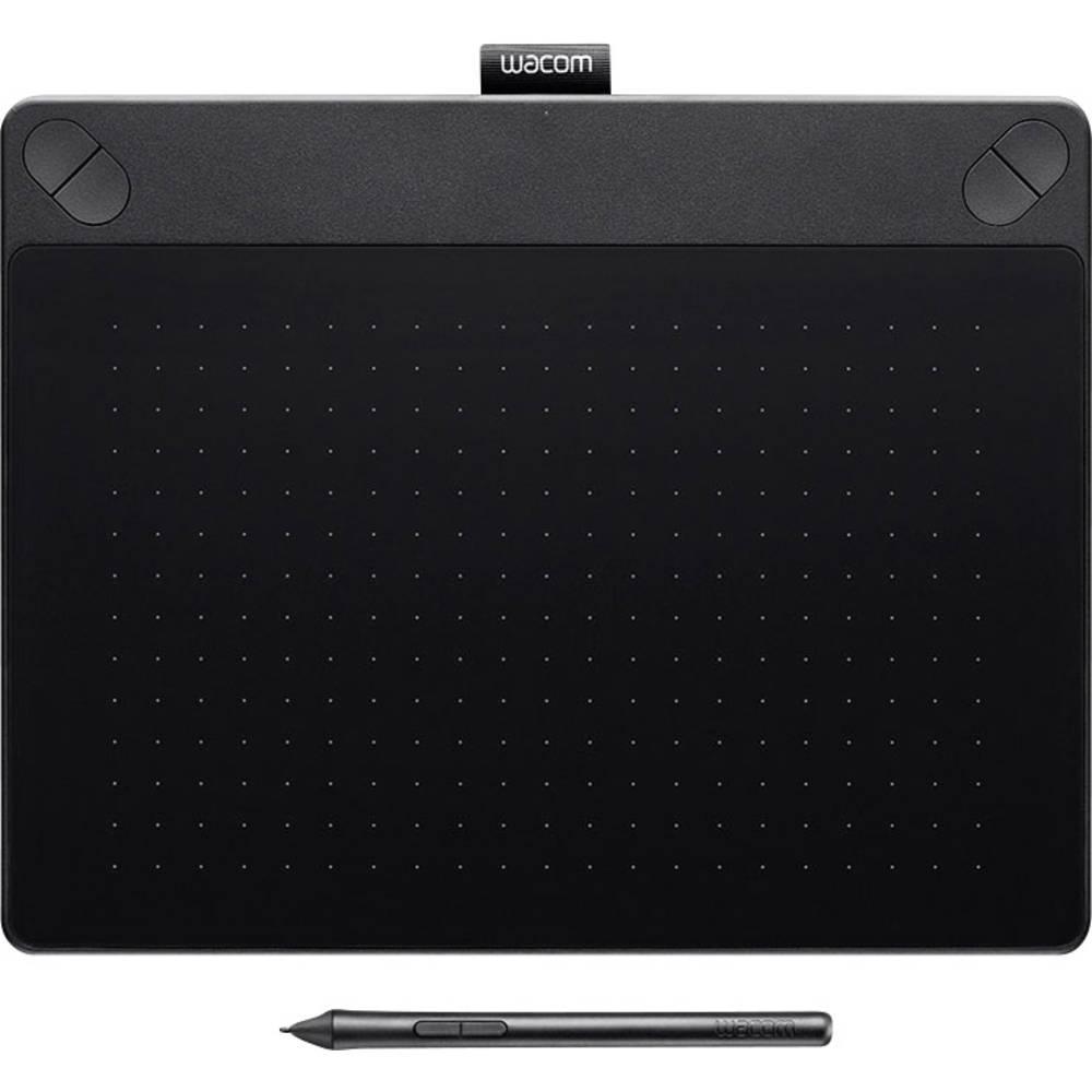 USB-Grafiktablet Wacom Intuos Art Black Pen + Touch M Svart