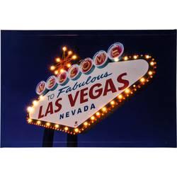 LED slika las vegas led toplo-bijela Heitronic Las Vegas 34083 šarena boja