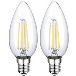 LED E14 Sygonix 4 W 400 lm A++ 2 st