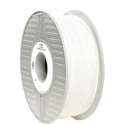 3D-skrivare Filament Verbatim 55011 ABS-plast 1.75 mm Vit 1 kg