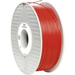 3D-skrivare Filament Verbatim 55013 ABS-plast 1.75 mm Röd 1 kg