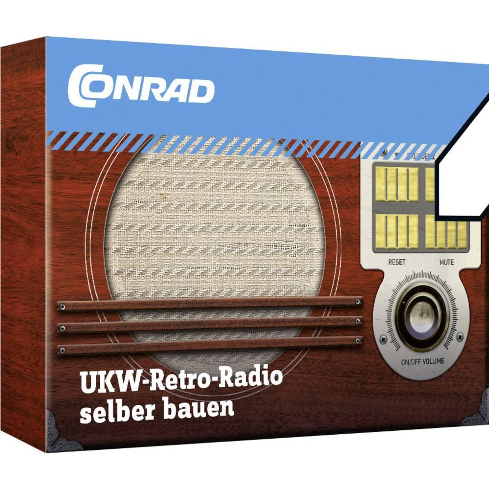 Retro radio Conrad Components 10191