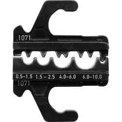 Izmjenjivi umetak za krimpanje za spojne čahure, neizolirane spojnice Rennsteig Werkzeuge Multicrimp 629 1071 3 0 1 pogodan za r
