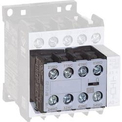 Hilfsschalterblock (value.1429016) 1 stk BFC0-11 WEG 6 A Passer til serie: Weg Serie CWC0 (3-polet)