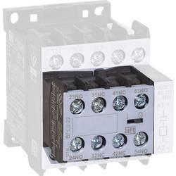 Hilfsschalterblock (value.1429016) 1 stk BFC0-40 WEG 6 A Passer til serie: Weg Serie CWC0 (3-polet)