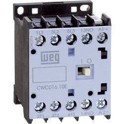 Kontaktor 1 stk CWC012-01-30D24 WEG 3 x afbryder 5.5 kW 230 V/AC 12 A med hjælpekontakt