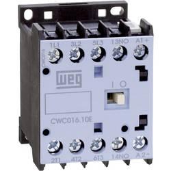 Schütz (value.1429018) 1 stk CWC07-10-30C03 WEG 3 Schließer (value.1345275) 3 kW 24 V/DC 7 A med hjælpekontakt