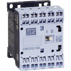 Kontaktor 1 stk CWC09-10-30D24S WEG 3 x afbryder 4 kW 230 V/AC 9 A med hjælpekontakt
