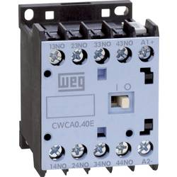 Kontaktor 1 stk CWCA0-04-00C03 WEG 4 x brydekontakt 24 V/DC 10 A