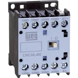 Kontaktor 1 stk CWCA0-31-00C03 WEG 3 x afbryder, 1 x brydekontakt 24 V/DC 10 A