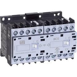 Vendekontaktor 1 stk CWCI012-10-30C03 WEG 6 lukker 5.5 kW 24 V/DC 12 A med hjælpekontakt