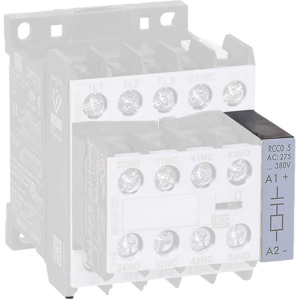Varistor für Schütz (value.1429019) 1 stk VRC0-1 E49 WEG Passer til serie: Weg Serie CWC07 , Weg Serie CWC09, Weg Serie CWC12 ,