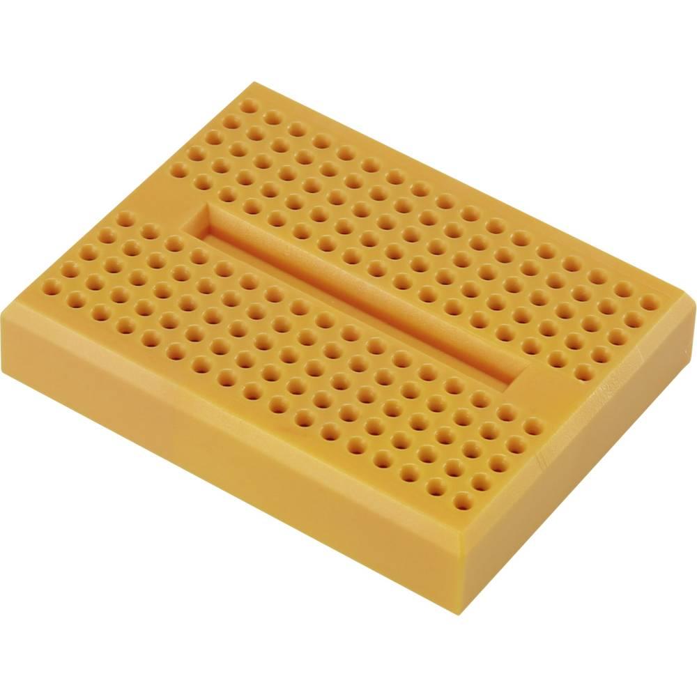 Steckplatine (value.1292438) Conrad Components 0165-4219-13-15010 (L x B x H) 46 x 36 x 8 mm