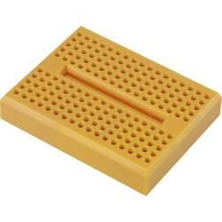 TRU COMPONENTS 0165-4219-13-15010 testna pločica narančasta Ukupan broj polova 170 (D x Š x V) 46 x 36 x 8 mm 1 St.