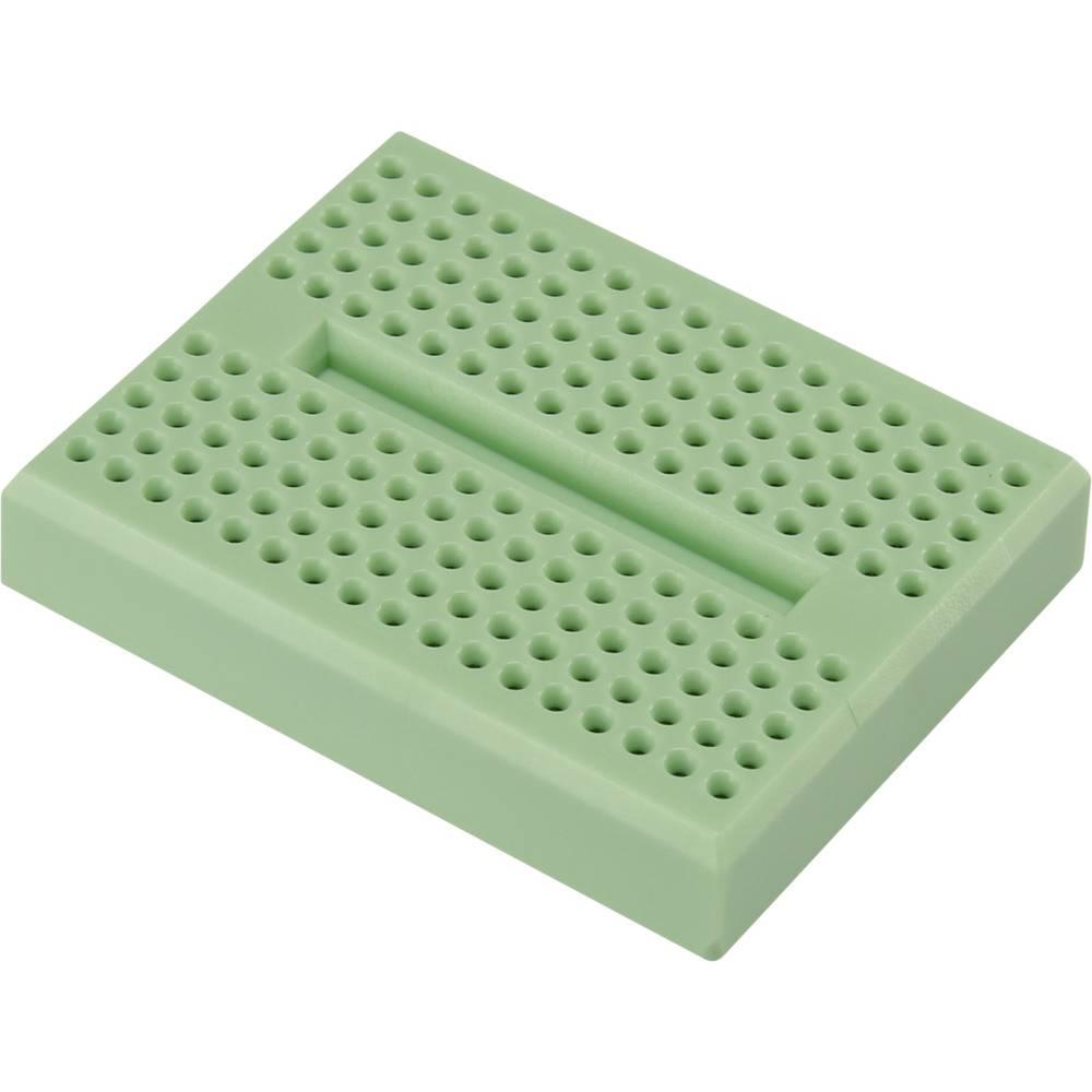 Steckplatine (value.1292438) Conrad Components 0165-4219-15-15010 (L x B x H) 46 x 36 x 8 mm