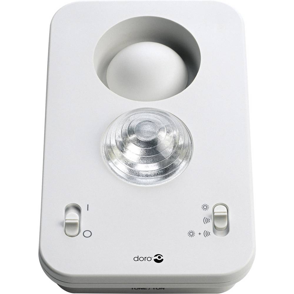 Signaliziranje za primljene pozive doro RingPlus Akustičko, Optičko