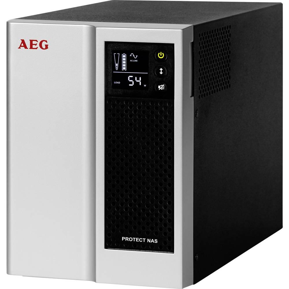 USV 500 VA AEG Power Solutions Protect NAS