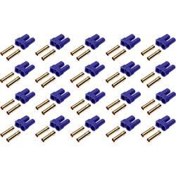 vtičnica akumulatorja ec5 pozlačen 20 KOS Reely 1399710