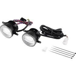 OSRAM luči za dnevno vožnjo in meglenke LEDFOG103-SR, 90 mm x 90 mm, za avtomobilsko znamko Volkswagen, Nissan Toyota, Infinity