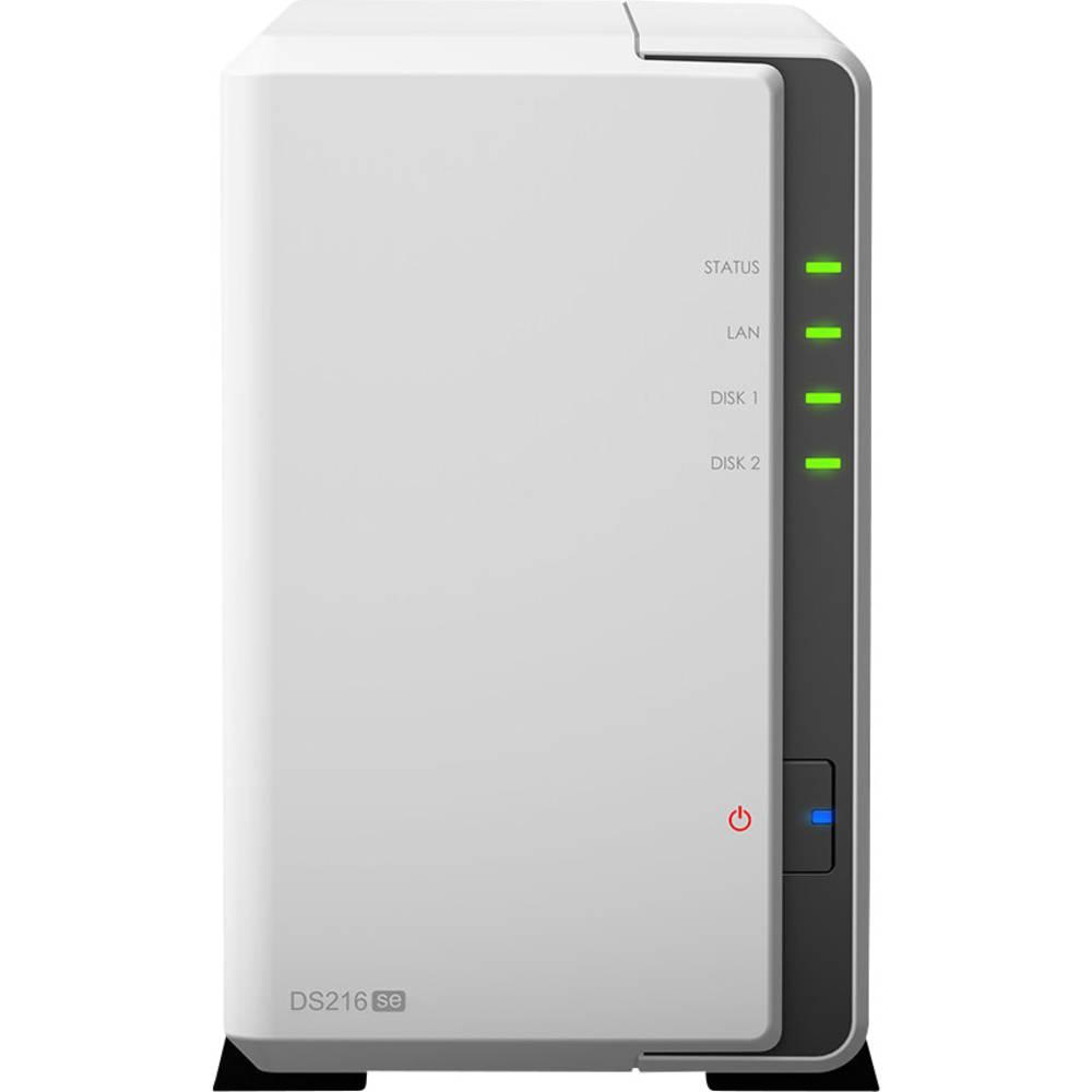 NAS-strežniško ohišje Synology DiskStation DS216se 2 Bay