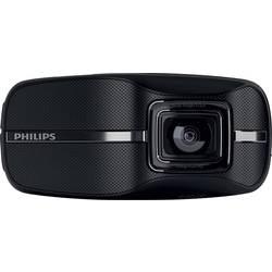 Dashcam Philips kamera za avto ADR810 perspektiva-horizontalna=156 ° 12 V, 24 V opozorilo o trku,zalson,mikrofon