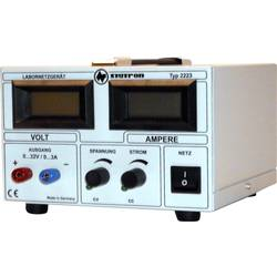 Laboratorijski napajalnik, nastavljiv Statron 2223.2 0 - 32 V 0 - 3 A 96 W št. izhodov 1 x