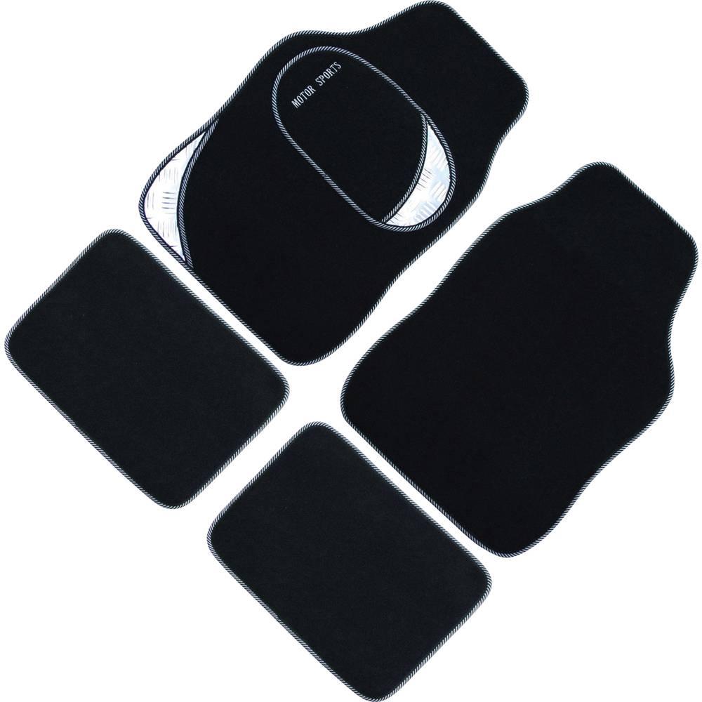 Fodmåtte (universal) Universal (L x B x H) 30 x 660 x 440 mm Antracit 1400108