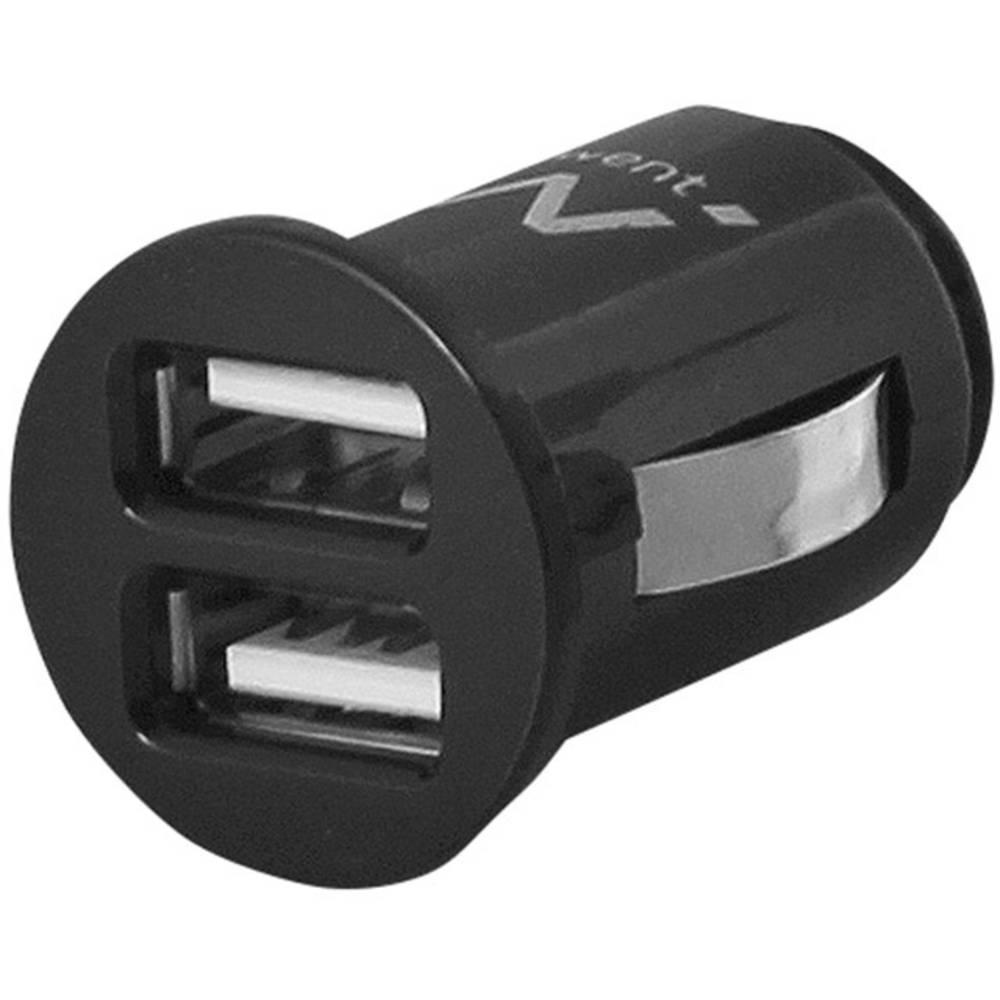 USB-oplader ewent by Eminent EW1203 EW1203 Udgangsstrøm max. 2100 mA 2 x USB