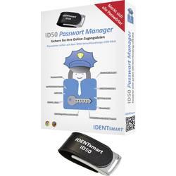 Upravitelj gesel Identos ID50 Password-Safe Top Secret